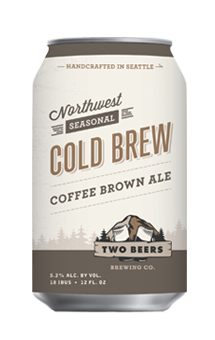 Cold Brew Coffee Brown Ale