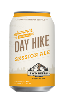Day Hike Session Ale